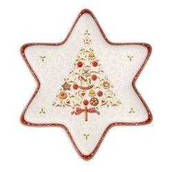 Boluri Bol Villeroy & Boch Winter Bakery Delight Star 37.5x33cm