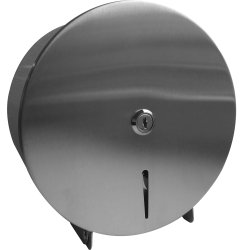 Accesorii baie hotel Dispenser rola hartie igienica Jumbo Bemeta Hotel otel inoxidabil  periat  200 x 210 x 115 mm