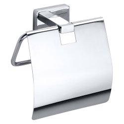 Suport hartie igienica cu aparatoare Bemeta Niki