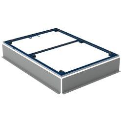 Default Category SensoDays Cadru montaj cadita dus Geberit Setaplano 100x120 cm, pentru 6 picioare