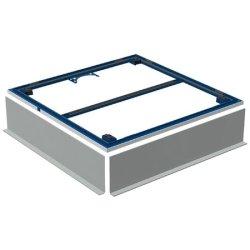 Default Category SensoDays Cadru montaj cadita dus Geberit Setaplano 80x150 cm, pentru 4 picioare