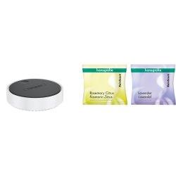 Set wellness pentru dus Hansgrohe RainScent Starter kit cu doua tablete odorizant