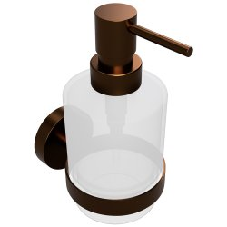 Dozatoare sapun Dispenser sapun lichid Bemeta Amber 200ml, sticla