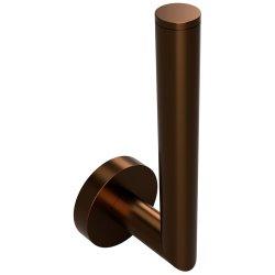 Accesorii baie Suport hartie igienica Bemeta Amber, vertical