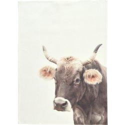 Prosop de bucatarie Sander Kitchen One Cow 50x70cm, 40 original