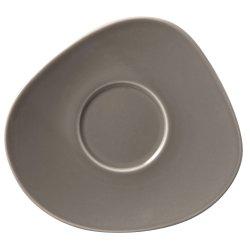 Default Category SensoDays Farfuriuta pentru ceasca de cafea like. by Villeroy & Boch Organic Taupe 17.5cm