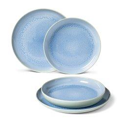 Default Category SensoDays Set servire like. by Villeroy & Boch Crafted Dinner Blueberry 4 piese