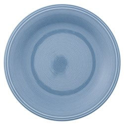 Servirea mesei Farfurie plata like. By Villeroy & Boch Color Loop Horizon 28.5cm