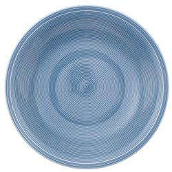 Servirea mesei Farfurie adanca like. By Villeroy & Boch Color Loop Horizon 23.5cm