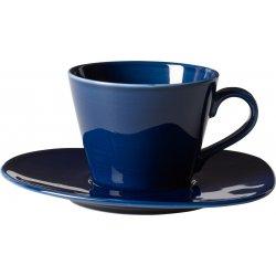 Default Category SensoDays Ceasca si farfuriuta cafea like. By Villeroy & Boch Organic Dark Blue 0.27 litri