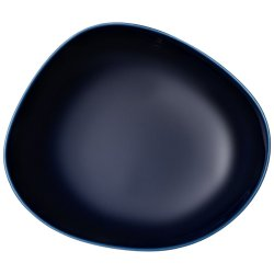Default Category SensoDays Farfurie adanca like. by Villeroy & Boch Organic Dark Blue 20x18cm