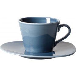 Default Category SensoDays Ceasca si farfuriuta cafea like. By Villeroy & Boch Organic Turquoise 0.27 litri
