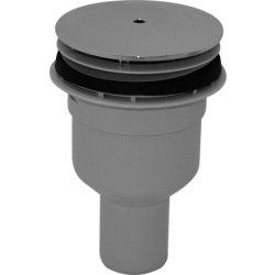 Default Category SensoDays Sifon cu capac Duravit crom lucios pentru cadite dus,scurgere verticala