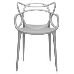 Default Category SensoDays Scaun Kartell Masters design Philippe Starck & Eugeni Quitllet, gri