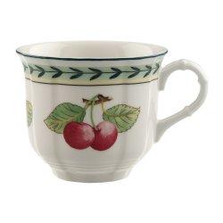Cadouri pentru iubitorii de cafea Ceasca pentru cafea Villeroy & Boch French Garden Fleurence 0.20 litri