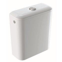Default Category SensoDays Rezervor WC Geberit iCon Square cu alimentare laterala, alb
