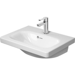 Obiecte sanitare Lavoar Duravit Durastyle Compact 55x40cm, montare pe mobilier