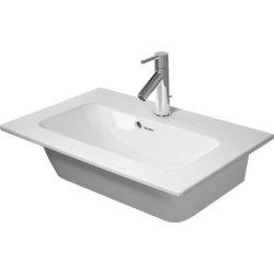 Obiecte sanitare Lavoar Duravit ME by Starck Compact 63x40cm, montare pe mobilier