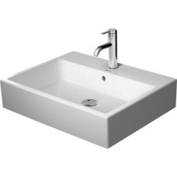 Default Category SensoDays Lavoar Duravit Vero Air 60x47cm, montare pe blat