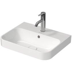 Obiecte sanitare Lavoar Duravit Happy D.2 50x40cm, montare pe mobilier, Alb
