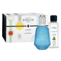 Default Category SensoDays Set Berger lampa catalitica Matali Crasset Blue cu parfum Seve Eternelle