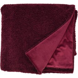 Default Category SensoDays Pled Sander Fellini 140x170cm, 26 rosu burgund