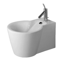 Obiecte sanitare Bideu suspendat Duravit Starck 1, alb