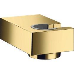 Agatatoare de dus Hansgrohe Porter E, gold optic lustruit