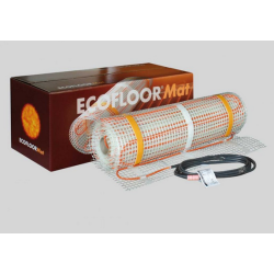 Confort termic Covoras incalzire in pardoseala Ecofloor LDTS 121000 6.1 mp
