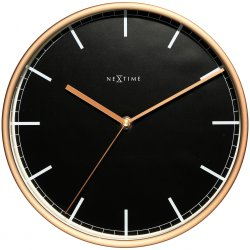 Default Category SensoDays Ceas de perete NeXtime Company Copper 25cm