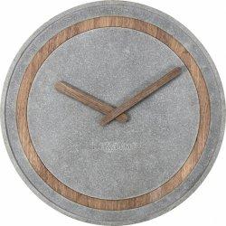 Default Category SensoDays Ceas de perete NeXtime Concreto Grey 39.5cm