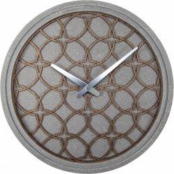 Default Category SensoDays Ceas de perete NeXtime Concreto Love Grey 39.5cm