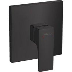 Default Category SensoDays Baterie dus Hansgrohe Metropol montaj incastrat, necesita corp incastrat, negru mat