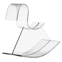 Balansoar Kartell H-Horse design Nendo, h74cm, transparent