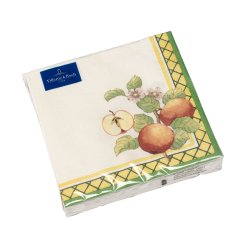 Decoratiuni  Set servetele hartie Villeroy & Boch French Garden 33x33cm