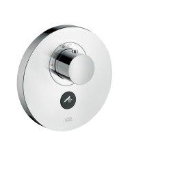 Baterii de baie Baterie dus termostatata Hansgrohe Axor Uno Select, montaj incastrat, necesita corp incastrat