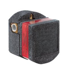 Cadre & Corpuri incastrate Corp ingropat Kludi Zenta pentru baterie cu senzor infrarosu alimentare 230V si reglaj variabil al temperaturii