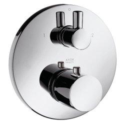 Baterii de baie Baterie cada termostatata Hansgrohe Axor Uno montaj incastrat, necesita corp ingropat