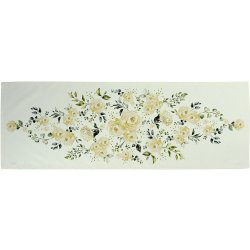 Cadouri Ocazii Speciale Napron Sander Prints Christine 50x140cm, 29 ecru