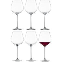 Default Category SensoDays Set 6 pahare vin rosu Schott Zwiesel Fortissimo Burgundy 740ml