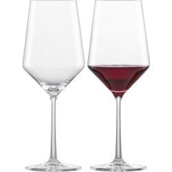 Default Category SensoDays Set 2 pahare vin rosu Zwiesel Glas Pure Cabernet 540ml