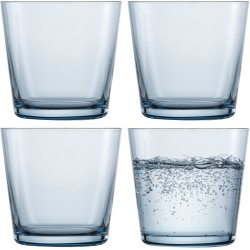 Default Category SensoDays Set 4 pahare apa Zwiesel Glas Together 367ml, smoke blue