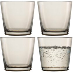 Default Category SensoDays Set 4 pahare apa Zwiesel Glas Together 367ml, taupe