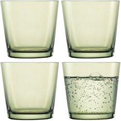 Default Category SensoDays Set 4 pahare apa Zwiesel Glas Together 367ml, olive