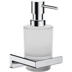Accesorii baie Dispenser sapun lichid Hansgrohe AddStoris, crom