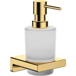 Accesorii baie Dispenser sapun lichid Hansgrohe AddStoris, gold optic lustruit