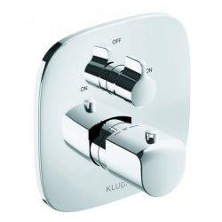 Baterii de baie Baterie cada termostatata Kludi Ameo cu montaj incastrat, necesita corp ingropat