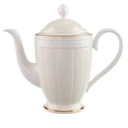 Ceainice, Servire cafea Vas servire cafea Villeroy & Boch Ivoire 6 persoane, 1.35 litri