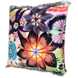 Default Category SensoDays Perna decorativa Missoni Passiflora 40x40cm, culoare T59