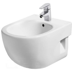 Obiecte sanitare Bideu suspendat Roca Meridian compact 480mm